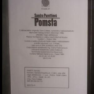 antikvární kniha Pomsta, 1994
