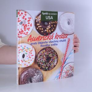 náhled knihy - Americká krása, aneb Objevte všechny chutě Nového světa