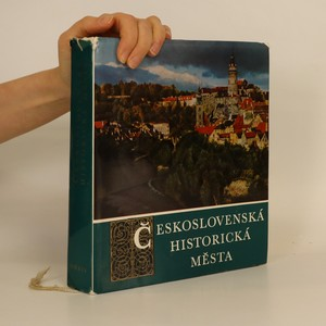 náhled knihy - Československá historická města