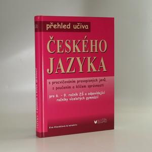 náhled knihy - Přehled učiva českého jazyka
