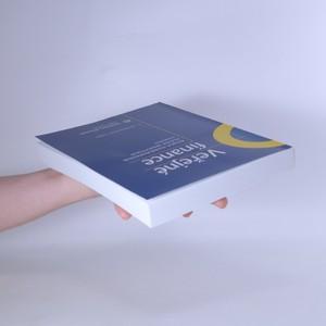 antikvární kniha Veřejné finance, 2010