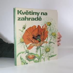 náhled knihy - Květiny na zahradě