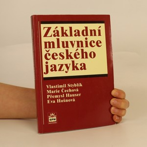 náhled knihy - Základní mluvnice českého jazyka