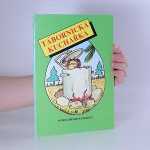 náhled knihy - Tábornická kuchařka