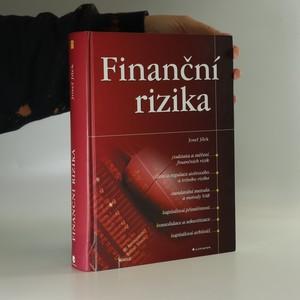 náhled knihy - Finanční rizika