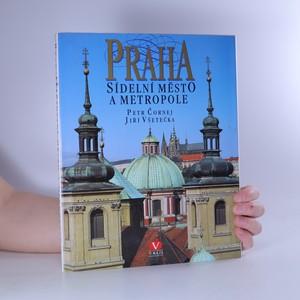 náhled knihy - Praha sídelní město a metropole