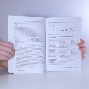 antikvární kniha Politická Ekonomie (55. ročník, 2007/5), 2007
