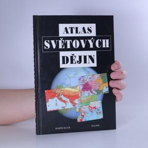 náhled knihy - Atlas světových dějin