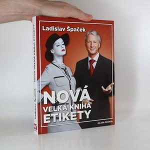 náhled knihy - Nová velká kniha etikety