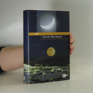 náhled knihy - 1Q84. Kniha 1 a 2