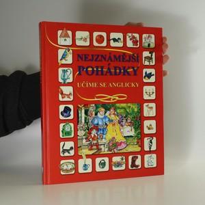 náhled knihy - Nejznámější pohádky : učíme se anglicky