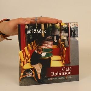 náhled knihy - Café Robinson