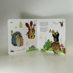 antikvární kniha Krtek a malí pomocníci, 2013