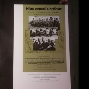 antikvární kniha Terezín. Místa utrpení a hrdinství, 2003