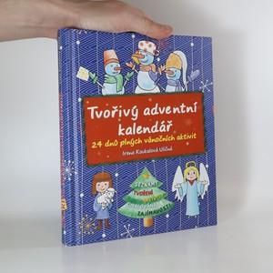 náhled knihy - Tvořivý adventní kalendář