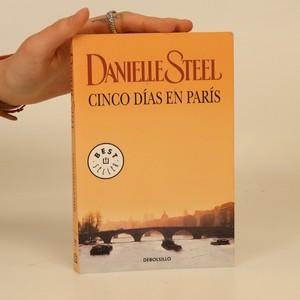 náhled knihy - Cinco días en París