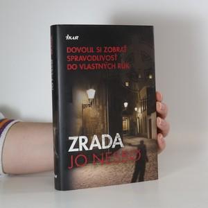 náhled knihy - Zrada (slovensky)