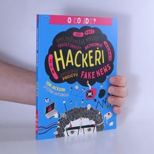 náhled knihy - Hackeři