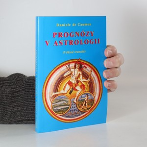 náhled knihy - Prognózy v astrologii : (výklad tranzitů)
