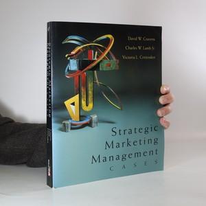 náhled knihy - Strategic Marketing Management Cases (+ disketa)
