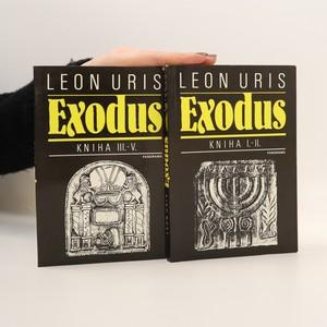 náhled knihy - Exodus. Kniha I-V. (5 dílů ve dvou svazcích)