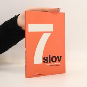 náhled knihy - 7 slov. Rozhovory