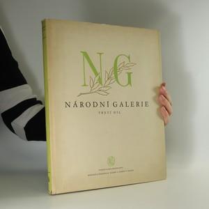 náhled knihy - Národní galerie. Třetí díl. Generace Národního divadla