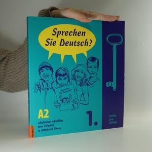 náhled knihy - Sprechen Sie Deutsch? 1. Kniha pro učitele.