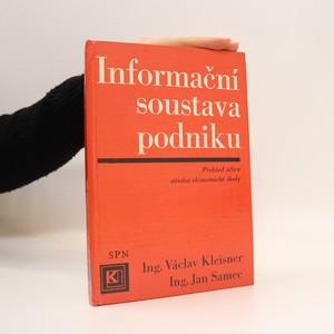 náhled knihy - Informační soustava podniku