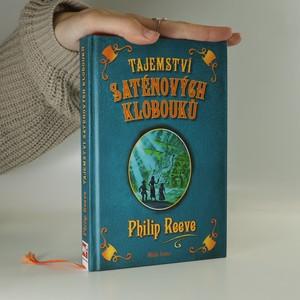 náhled knihy - Tajemství saténových klobouků