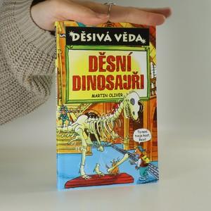 náhled knihy - Děsivá věda. Děsní dinosauři.
