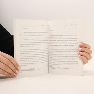antikvární kniha Hospice a umění doprovázet, 1995