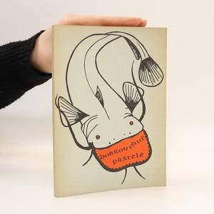 náhled knihy - Dobrou chuť, přátelé