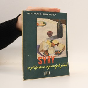 náhled knihy - Sýry a příprava sýrových jídel