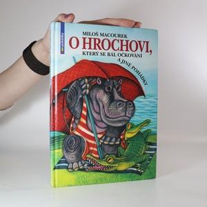 náhled knihy - O hrochovi, který se bál očkování