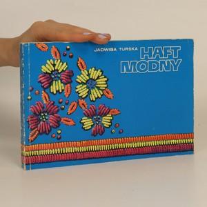náhled knihy - Haft Modny