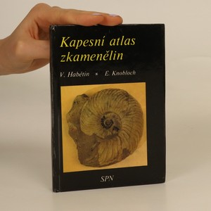 náhled knihy - Kapesní atlas zkamenělin