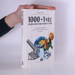 náhled knihy - 1000+1 věc, kterou byste měli vědět o vědě