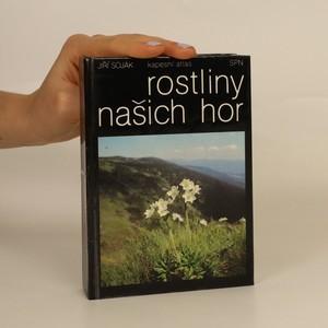 náhled knihy - Rostliny našich hor. Kapesní atlas