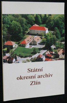 náhled knihy - Státní okresní archiv Zlín