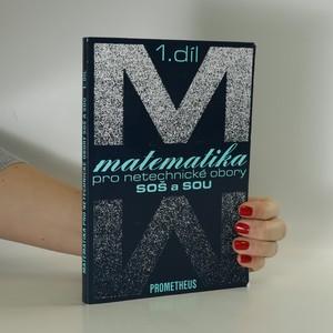 náhled knihy - Matematika pro netechnické obory SOŠ a SOU (1. díl)