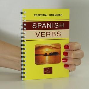 náhled knihy - Spanish Verbs