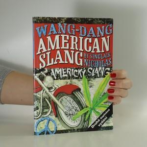 náhled knihy - Wang dang americký slang