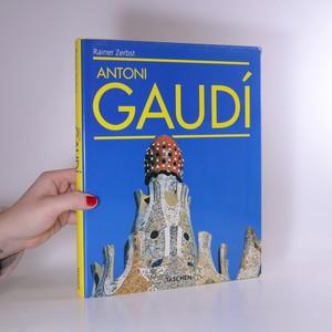 náhled knihy - Antoni Gaudí