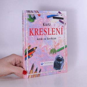 náhled knihy - Kurz kreslení krok za krokem