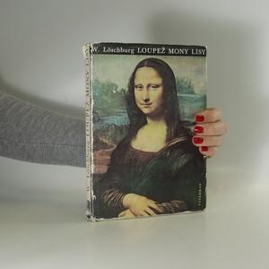 náhled knihy - Loupež Mony Lisy