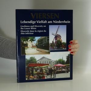 náhled knihy - Viersen. Lebendige Vielfalt am Niederrhein
