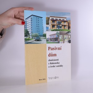 náhled knihy - Pasivní dům, zkušenosti z Rakouska a české začátky