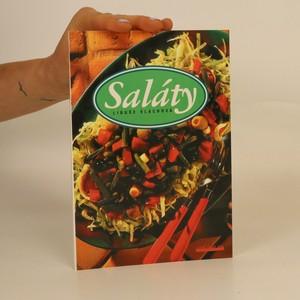 náhled knihy - Saláty