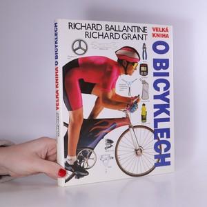 náhled knihy - Velká kniha o bicyklech